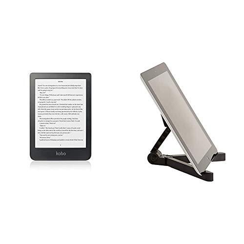 Rakuten Kobo Clara HD e-Book Lesegerät Touchscreen 8 GB WLAN Schwarz - E-Reader &...
