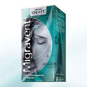 MIGRAVENT zum Diätmanagement bei Migräne aus Ihrer Apotheke - 90 Kapseln