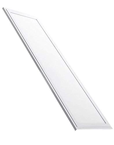 Panel Led Slim 120 x 30cm. 48w. Color Blanco Frio (6500K). 4400 Lumenes. Driver incluido. A++