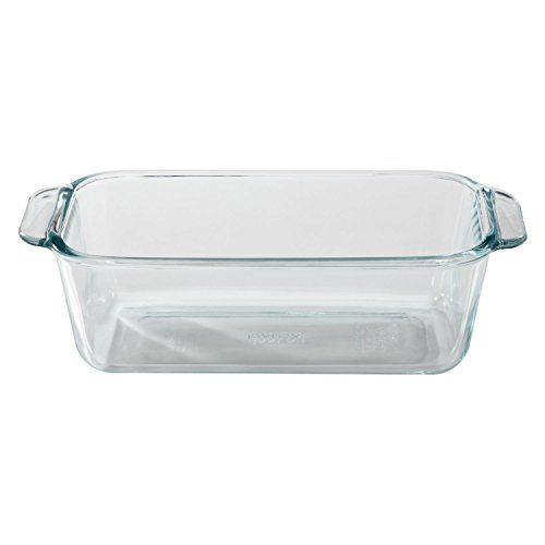 Glass Loaf Pan (Set of 2)