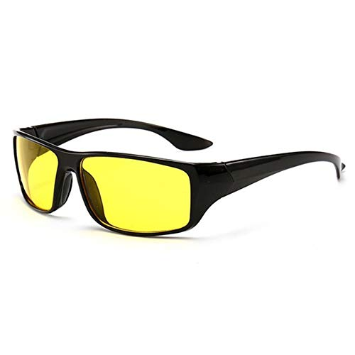 FengHP Gafas De Sol Unisex Gafas Gafas Antideslumbrantes Conductor Nocturno Conducir Gafas Gafas Hd Campo De Visión Gafas Polarizadas Gafas De Sol Con Protección UV Para Actividades Al Aire Libre