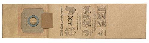 Makita P-70203 M Filter Bag Pack of 5 for 447, Grey
