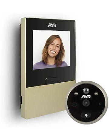 Dorada Ayr Mirilla Digital Grabadora con WI-FI 760-L