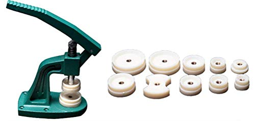 ZTBXQ Wohnaccessoires Uhrmacher Press Set Reparaturwerkzeug Uhr einstellbar Easy Opener Back Case Press Closer Remover Repair Blue