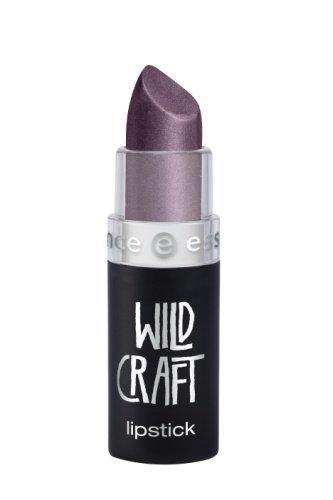 Essence Limited Edition Wild Craft Lippenstift Nr. 01 Mystic Lilac Farbe: Dunkellila Inhalt: 4g Lipstick Lippenstift