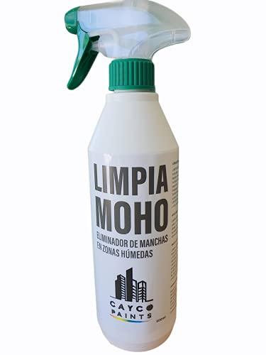 Cayco Paints | Limpia Moho | Eliminador De Manchas Y