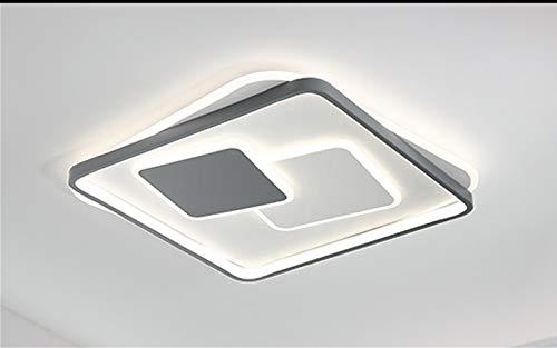 NEU Euroton 9643+FX 50x52 cm 100W LED Deckenleuchte mit Fernbedienung Lichtfarbe/Helligkeit einstellbar (9643+FX)