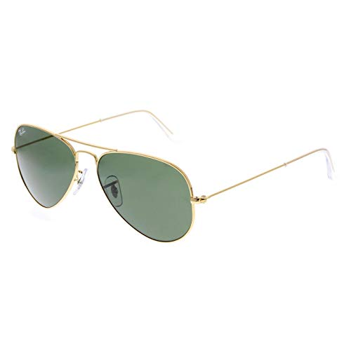 Occhiali da sole ray-ban aviator rb3025 w3234 - 55/14/135