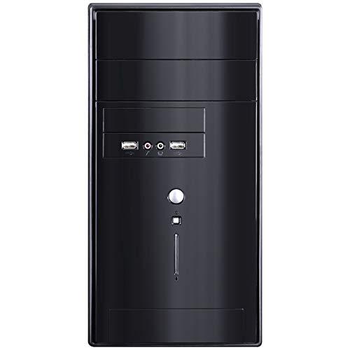 COMPUTADOR LITHIUM INTEL I5 7400 3.0GHZ 7ª GERAÇÃO MEMORIA 8GB HD 1TB HDMI/VGA LINUX FONTE 350W - MVLII5H1101T8 - MOVVA