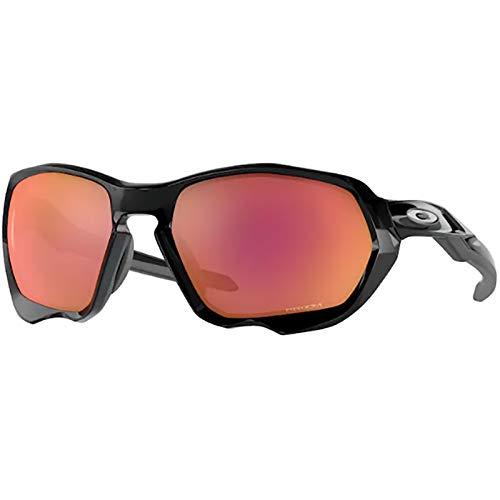 OO9019 Oakley Plazma Sunglasses, Black Ink/Prizm Trail Torch, 59mm