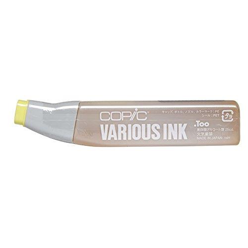 Copic Marker Nachfülltinte für Sketch und Ciao Marker, Kanariengelb