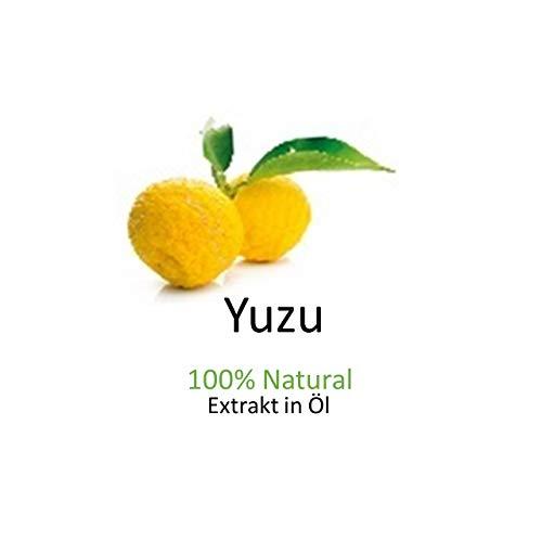 Die Scheune GmbH - Yuzu Aroma 100% natürlich (5ml) zuckerfrei entspricht 18 Yuzuschalen | Yuzu Saft, Yuzusaft, Yuzu Kosho, Yuzu Pulver, Yuzu juice, Yuzu oil, Extrackt, Extrackt backen, Extrackte, Konzentrat, Konzentrat liquid,