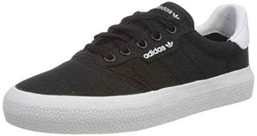 adidas 3MC, Sneaker Unisex Adulto, Core Black/Core Black/Footwear White, 35.5 EU