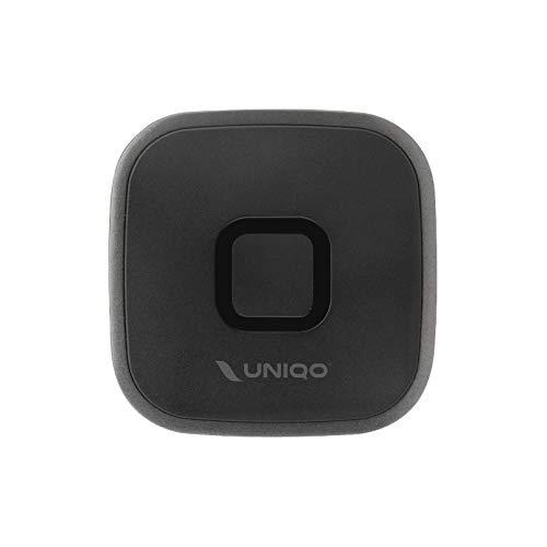 UNIQO Caricatore wireless da 10 Watt, basetta di ricarica rapida Quick Charge 3.0 per iPhone 12, 11, X, 8 e 8 Plus, Samsung Galaxy S21, S20, S10 e S10+, S9 e S9+, S8 e S8+