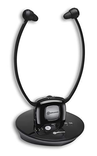 Amplicomms TV 2500 - Auricular Amplificado TV Digital