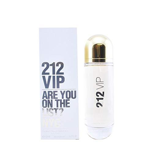 Perfume Mujer 212 Vip Carolina Herrera EDP (125 ml) Perfume Original | Perfume de Mujer | Colonias y Fragancias de Mujer