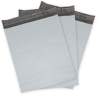 """Skycabin 10""""x13"""" 100PCS White Poly Mailer Envelopes Shipping Bags Plastic Mailing Bags with Self Adhesive, Waterproof and Tear-Proof Postal Bags"""