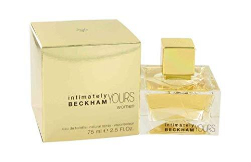 Intimately Beckham Yours By David Beckham for Women, Eau De Toilette Spray 2.5 Ounce