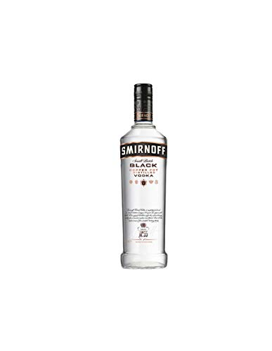 Vodka - Smirnoff Black 1L