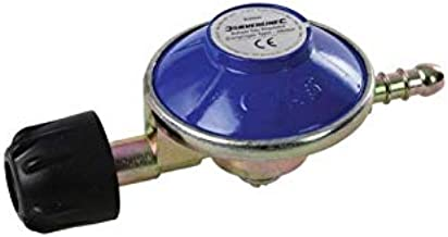 Botan (Campingas) Black/Silver/Blue Gas Regulator