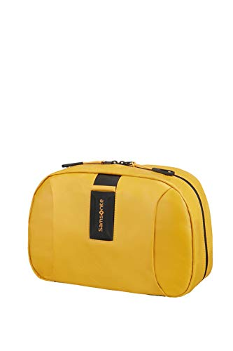 SAMSONITE Paradiver Light - Toilet Kit Beauty Case, 28 cm, 6.5 liters, Giallo (Yellow)