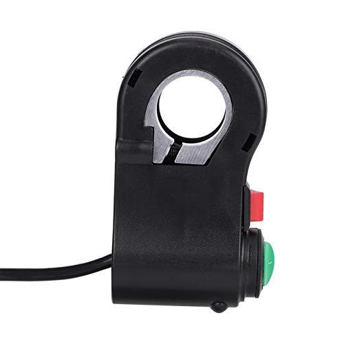 Okuyonic Interruptor de Manillar 5PCS Interruptor de Control de Faros Profesionales para Bicicleta eléctrica para E-bick