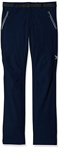 Columbia Titan Peak, Pantaloni Uomo, Collegiate Navy, FR Fabricant : Taille 34
