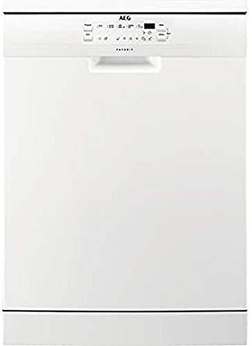 AEG FFB53610ZW Lavastoviglie Libera Installazione, 60 cm, Bianco