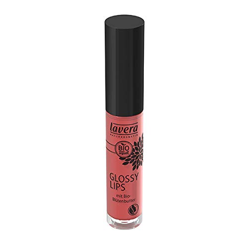 Lavera Bio Lipgloss Glossy Lips - Delicious Peach 09 (2 x 6,50 ml)