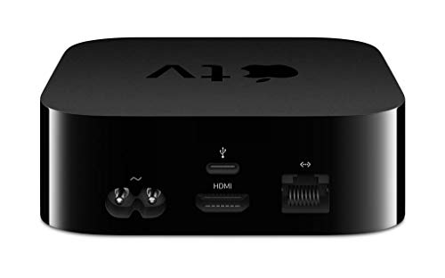 Apple TV (32 GB - 4th Generation) Black