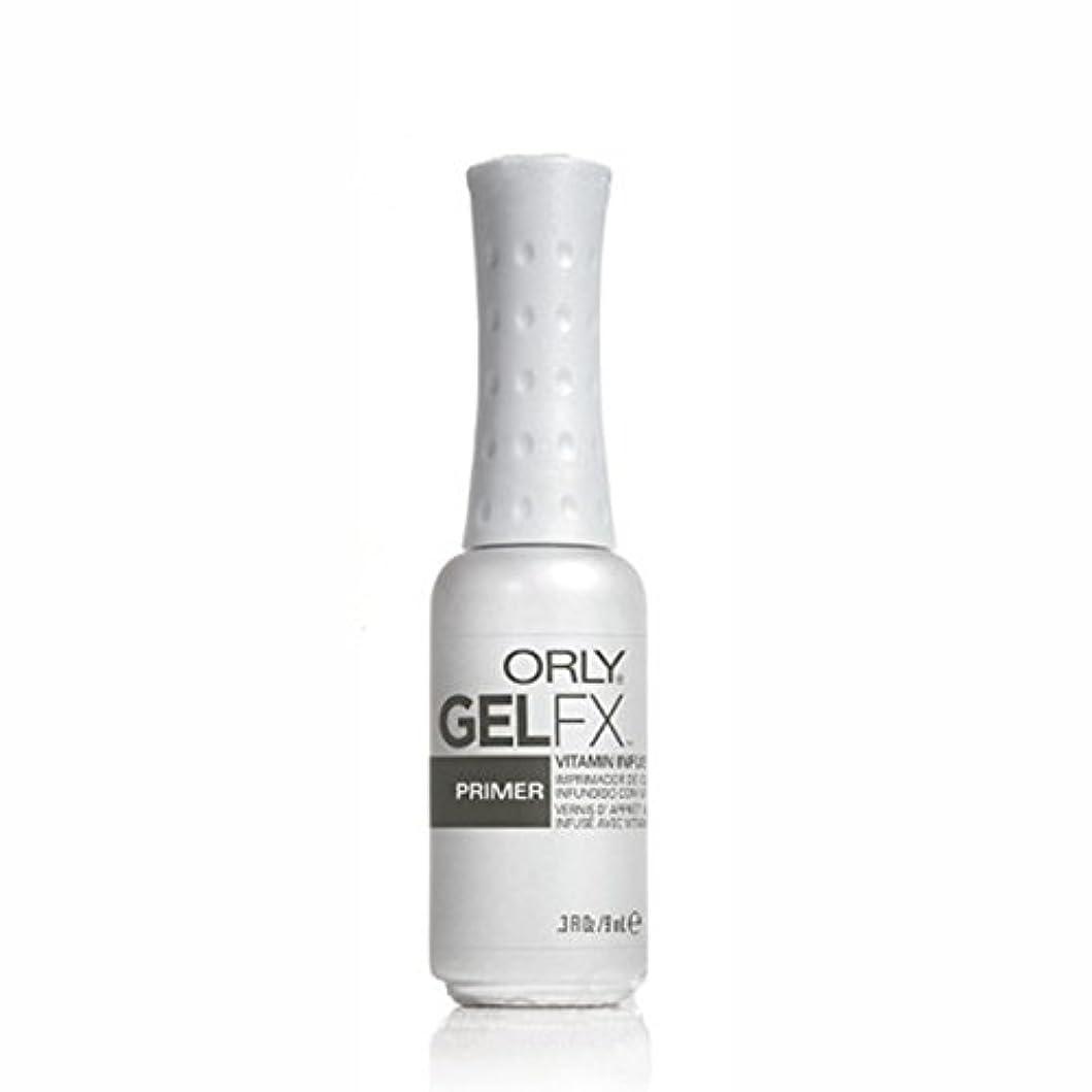 シリング夜明けに逸脱ORLY(オーリー)ジェルFXプライマー 9ml #34100