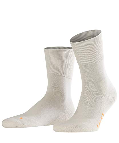 FALKE Unisex Socken, Run U SO- 16605, Beige (Nature 4000), 37-38