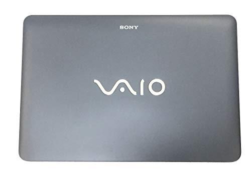 Ersatz für Sony VAIO SVF141 SVF142 SVF143 SVF1421 SVF14E Laptop LCD TOP Case Backcover Rückdeckel Touch Version Schwarz