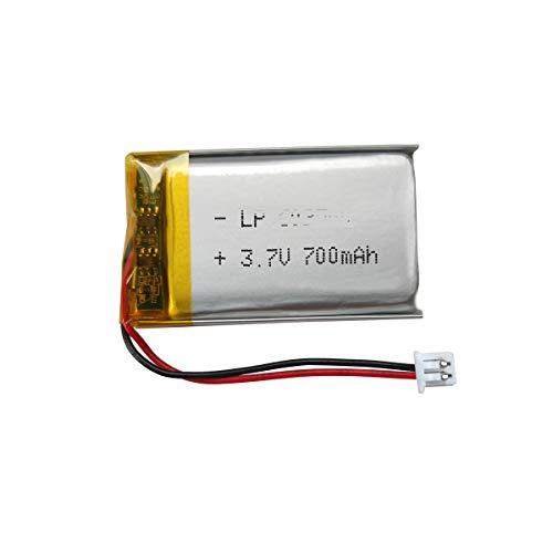 Reemplazo de batería de 3.7v 750mAh para auriculares Bluetooth Sena 20S, 20S EVO y reemplazo de batería de auriculares inalámbricos Marshall