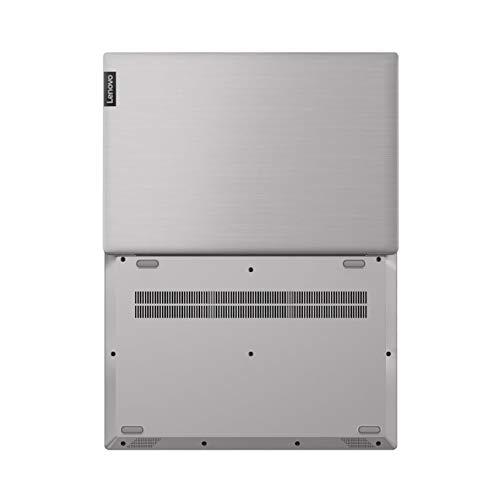 "Notebook Lenovo Ultrafino ideapad S145 i5-1035G1 8GB 256GB SSD Windows 10 15.6"" FHD 82DJ000GBR Prata"