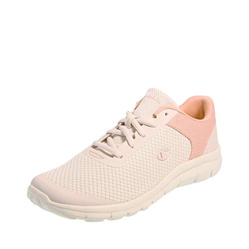 Champion Cream Salmon Mesh Women's Gusto Performance Cross Trainer 5.5 Regular