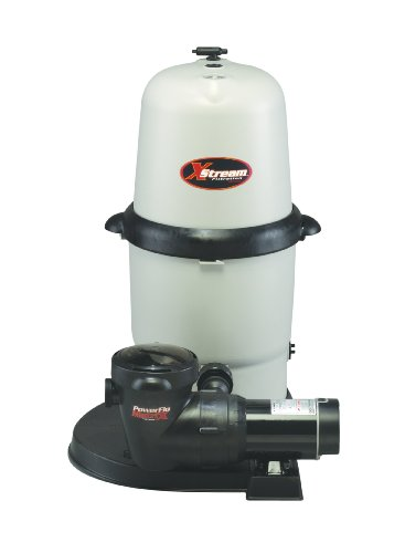 Hayward CC15093S XStream 1.5 HP Above-Ground Pool Filter Pump...