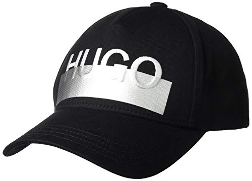 HUGO Mens X 576_D Cap, Black (1), ONESI