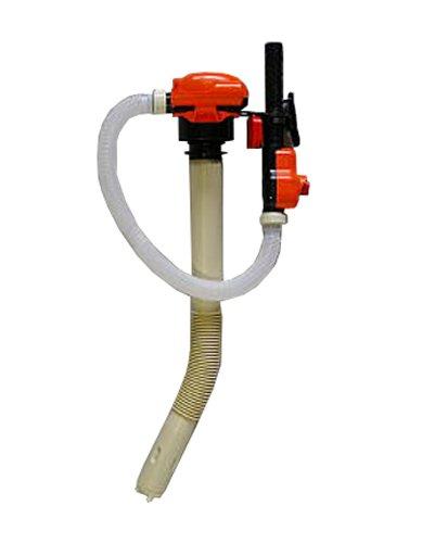 センタック 灯油ポンプ 自動停止 直付け ブザー付き ファインポンプ スプリーム 単3電池対応CP-120