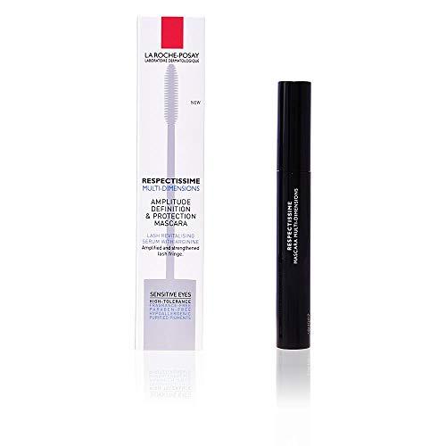 La Roche Posay Respectissime Multi-afmetingen Amplitude Definitie En Bescherming Mascara Black 5,6ml