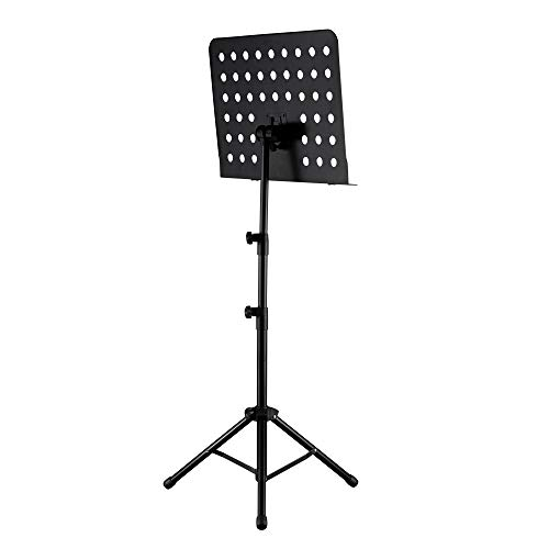 Adjustable Height Folding Music Stand Violin Cello Vocal Music Instrument Staff Child gift Speech scripts can also be used Guitar music stand