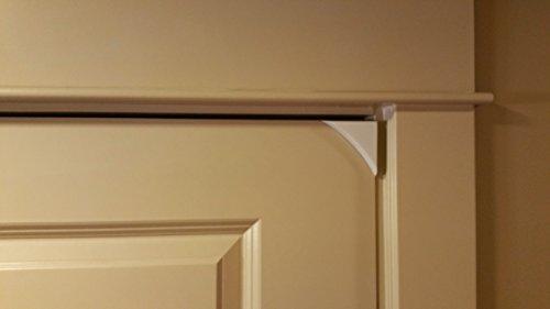 Korner Home Security & App, 3 Door and Window Wireless Sensors, indoor Alarm Siren
