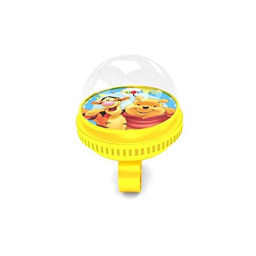 Disney Unisex Jugend Winnie the Pooh Bicicletta, Multicolore, 6 cm di diametro