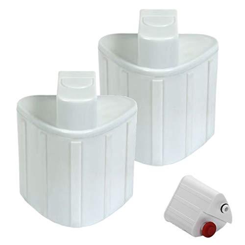 Cartuchos antical (lote de 2) centrales de vapor XD9070E0 Calor