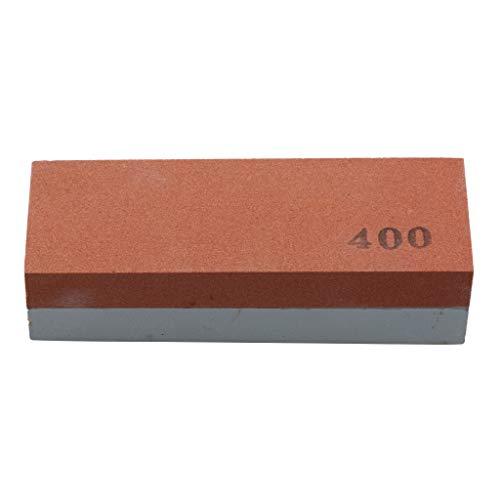 LOVIVER Doppelseitiger Grit Schärfer Stein Schleifstein, Der 400/1500 Grit Werkzeug