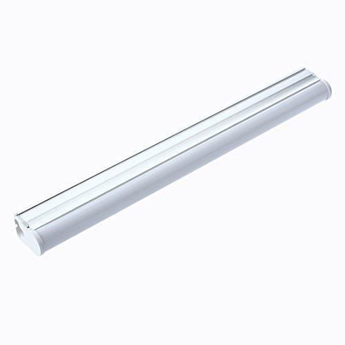 SODIAL(R) T5 4W 30cm SMD 2835 40 Blanco LED Luz de Tubo Lampara Barra AC 90-240V 320LM