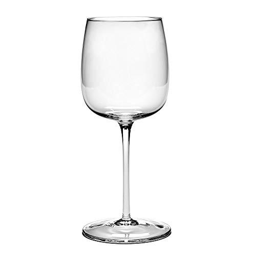 Serax Set 4 Passe-partout Copa de Vino Tinto Curvado
