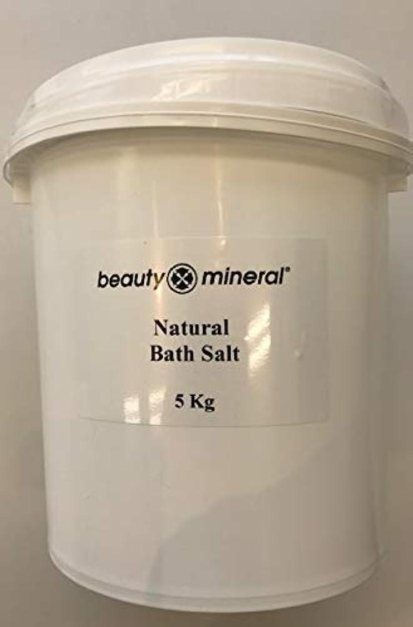期限切れシード悲しいことにBeauty Mineral デッドシー?バスソルト(ナチュラル)業務用 5kg