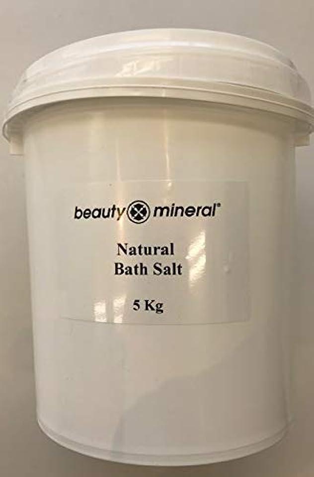 煙突みがきます絶滅したBeauty Mineral デッドシー?バスソルト(ナチュラル)業務用 5kg