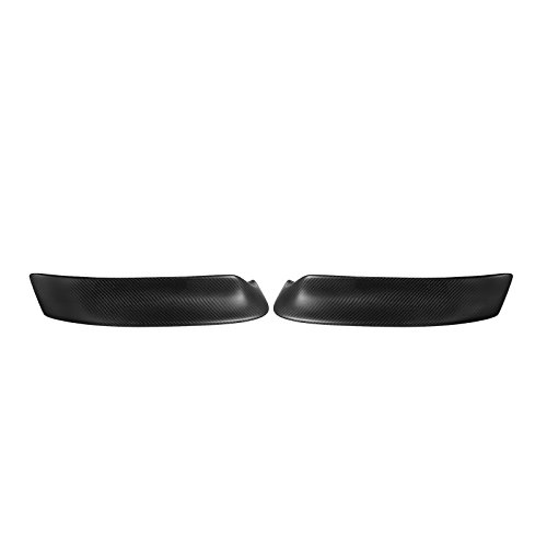 Replacement M3 Splitter Front Bumper Lip For BMW 3 Series 1995-1999 E36 Black